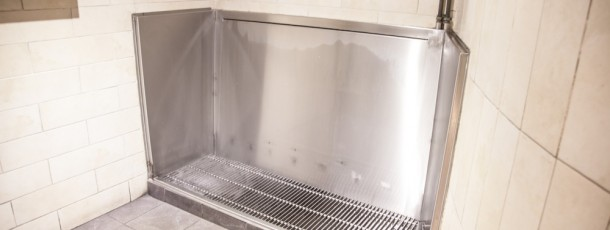 Electric Stainless steel urinals
